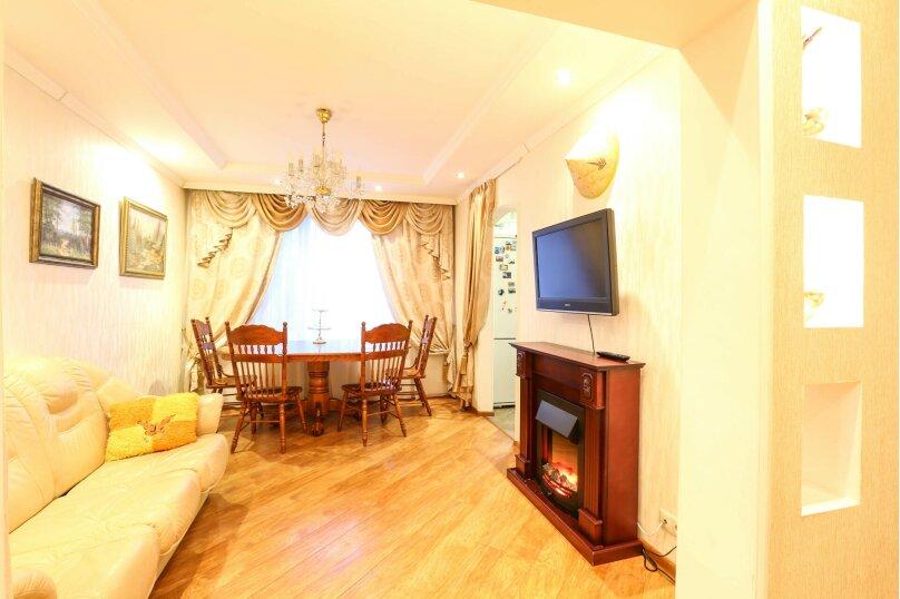 3-комн. квартира, 70 кв.м. на 6 человек, 1-й Амбулаторный проезд, 7к3, Москва - Фотография 15