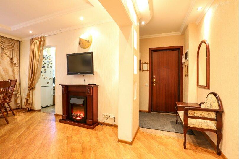 3-комн. квартира, 70 кв.м. на 6 человек, 1-й Амбулаторный проезд, 7к3, Москва - Фотография 16