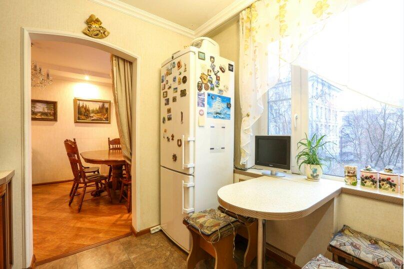 3-комн. квартира, 70 кв.м. на 6 человек, 1-й Амбулаторный проезд, 7к3, Москва - Фотография 22