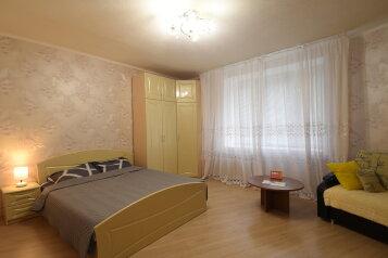 1-комн. квартира, 45 кв.м. на 4 человека, Чистопольская улица, 75, Казань - Фотография 1