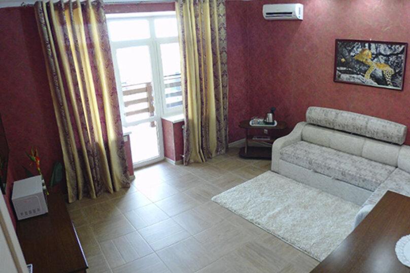 2-х местный 2 комнатный с лоджией, Гостевой Проезд, 59, Анапа - Фотография 1