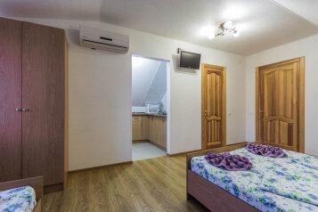 1-комн. квартира, 26 кв.м. на 4 человека, Красноармейская улица, 72, Витязево - Фотография 1