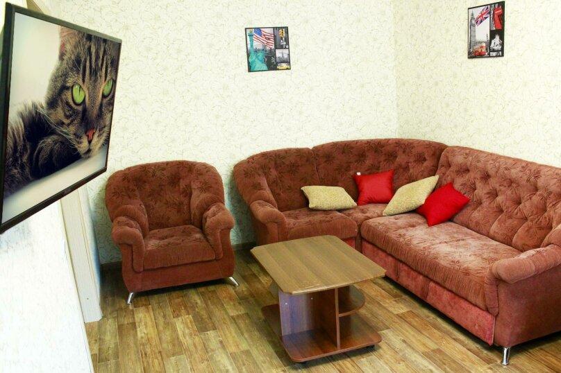2-комн. квартира на 6 человек, улица Ильи Мухачева, 133, Бийск - Фотография 11