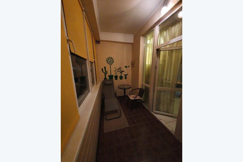 1-комн. квартира, 64 кв.м. на 4 человека, улица Павла Дыбенко, 20, Севастополь - Фотография 5