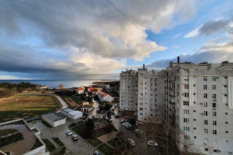 1-комн. квартира, 65 кв.м. на 4 человека, улица Павла Дыбенко, 22, Севастополь - Фотография 9