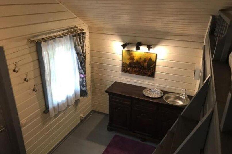 Дом, 40 кв.м. на 5 человек, 2 спальни, деревня Решетниково, тупик Лесной, уч 2, Санкт-Петербург - Фотография 5