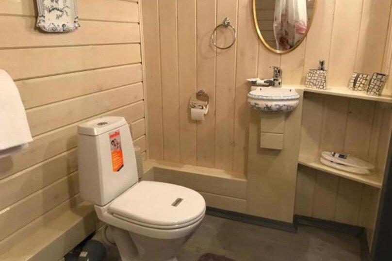 Дом, 40 кв.м. на 5 человек, 2 спальни, деревня Решетниково, тупик Лесной, уч 2, Санкт-Петербург - Фотография 8