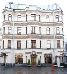 Отель, Каменноостровский проспект, 12 на 48 номеров - Фотография 1