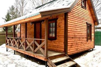 Дом, 45 кв.м. на 5 человек, 2 спальни, деревня Решетниково, тупик Лесной, уч 2, Санкт-Петербург - Фотография 1