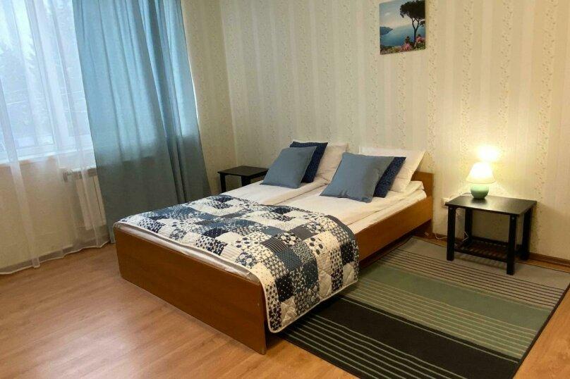 Стандарт с одной двуспальной кроватью, пос. Васкелово, Ленинградское шоссе, 2, Санкт-Петербург - Фотография 1