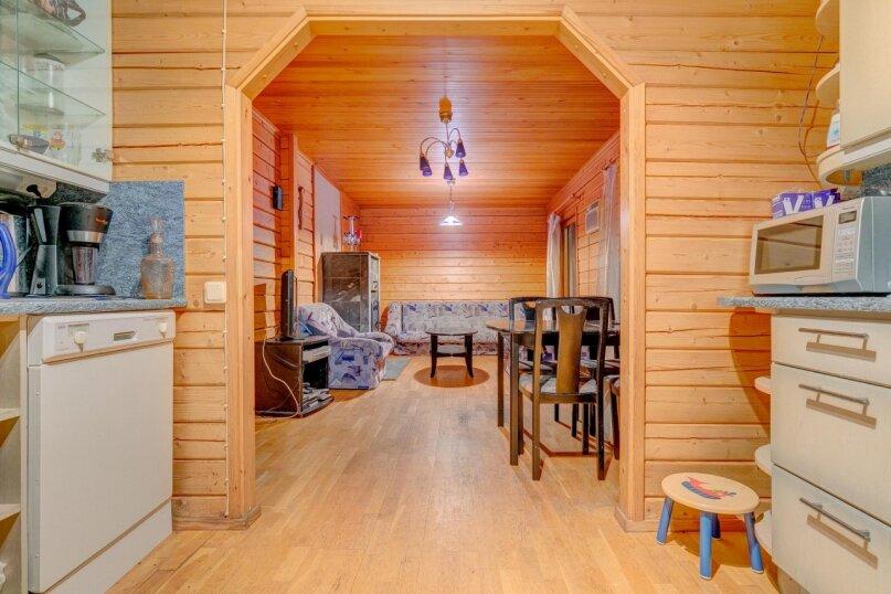Теплый дом с бильярдом и банькой, 150 кв.м. на 15 человек, 5 спален, улица Луговая, 23, Лисий Нос - Фотография 4
