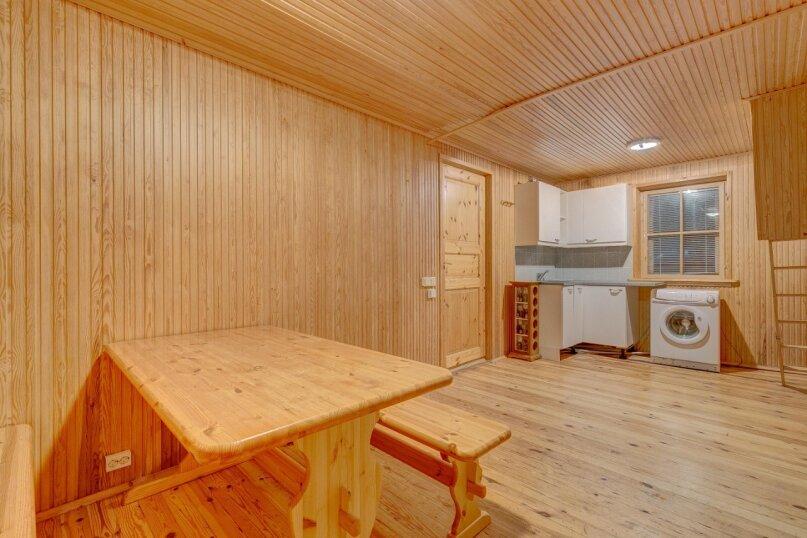 Теплый дом с бильярдом и банькой, 150 кв.м. на 15 человек, 5 спален, улица Луговая, 23, Лисий Нос - Фотография 5