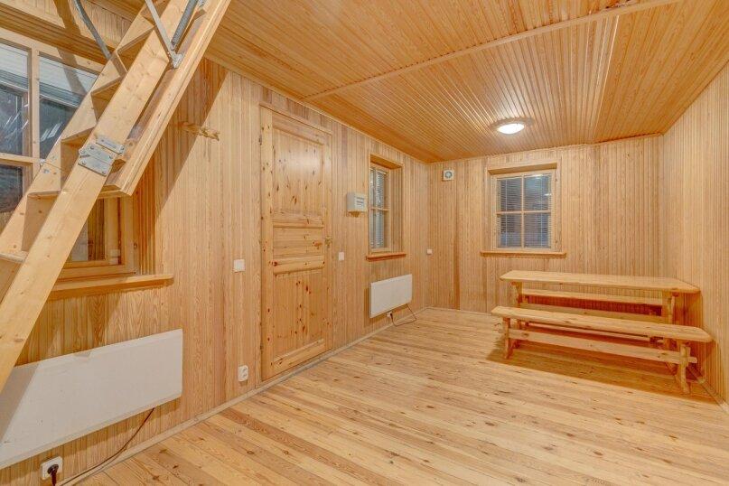 Теплый дом с бильярдом и банькой, 150 кв.м. на 15 человек, 5 спален, улица Луговая, 23, Лисий Нос - Фотография 7