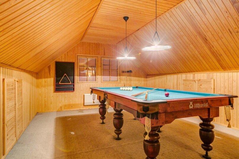 Теплый дом с бильярдом и банькой, 150 кв.м. на 15 человек, 5 спален, улица Луговая, 23, Лисий Нос - Фотография 9