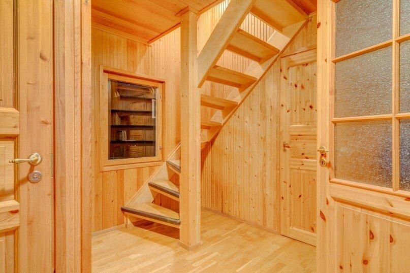 Теплый дом с бильярдом и банькой, 150 кв.м. на 15 человек, 5 спален, улица Луговая, 23, Лисий Нос - Фотография 10