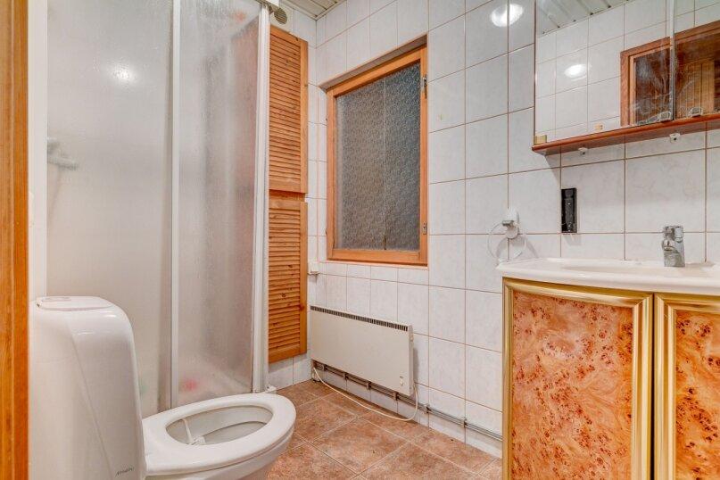 Теплый дом с бильярдом и банькой, 150 кв.м. на 15 человек, 5 спален, улица Луговая, 23, Лисий Нос - Фотография 11