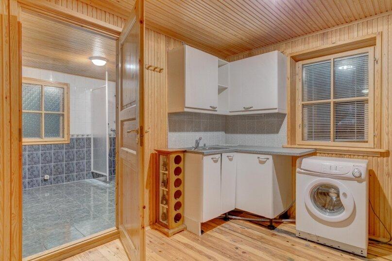 Теплый дом с бильярдом и банькой, 150 кв.м. на 15 человек, 5 спален, улица Луговая, 23, Лисий Нос - Фотография 13