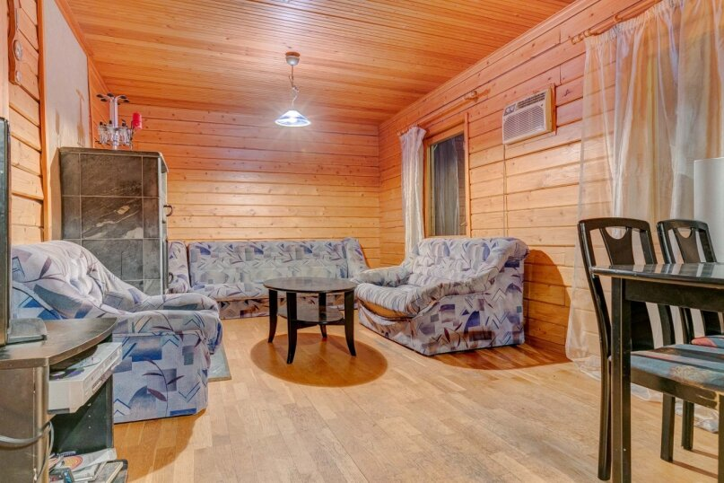 Теплый дом с бильярдом и банькой, 150 кв.м. на 15 человек, 5 спален, улица Луговая, 23, Лисий Нос - Фотография 14