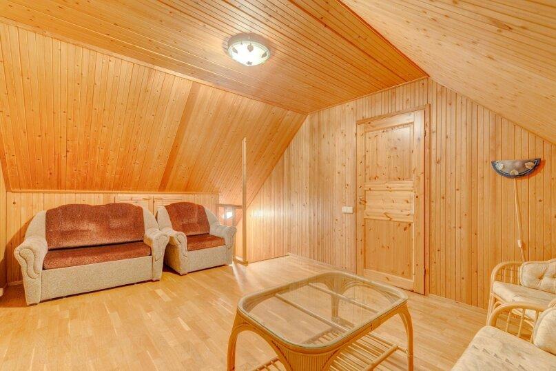 Теплый дом с бильярдом и банькой, 150 кв.м. на 15 человек, 5 спален, улица Луговая, 23, Лисий Нос - Фотография 15