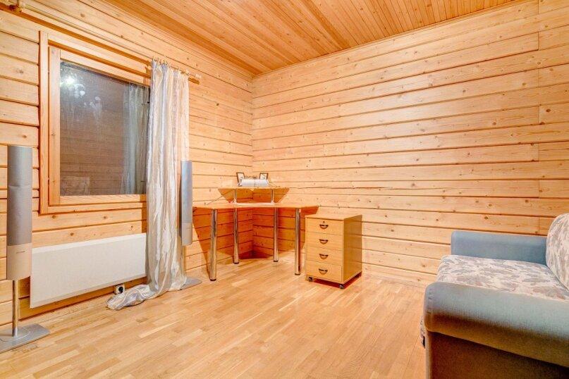 Теплый дом с бильярдом и банькой, 150 кв.м. на 15 человек, 5 спален, улица Луговая, 23, Лисий Нос - Фотография 16