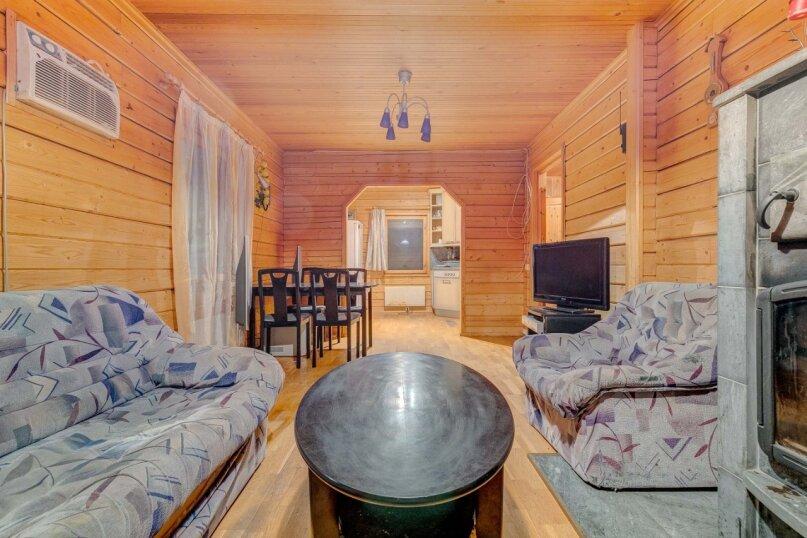 Теплый дом с бильярдом и банькой, 150 кв.м. на 15 человек, 5 спален, улица Луговая, 23, Лисий Нос - Фотография 18