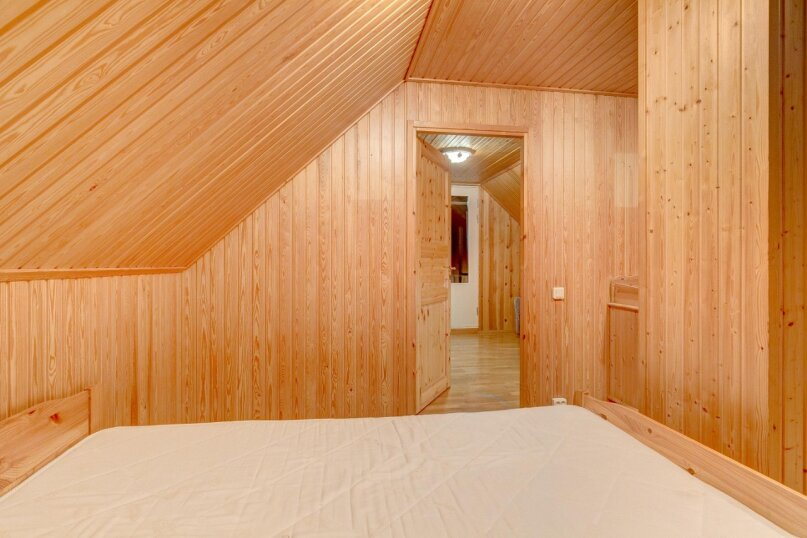 Теплый дом с бильярдом и банькой, 150 кв.м. на 15 человек, 5 спален, улица Луговая, 23, Лисий Нос - Фотография 19