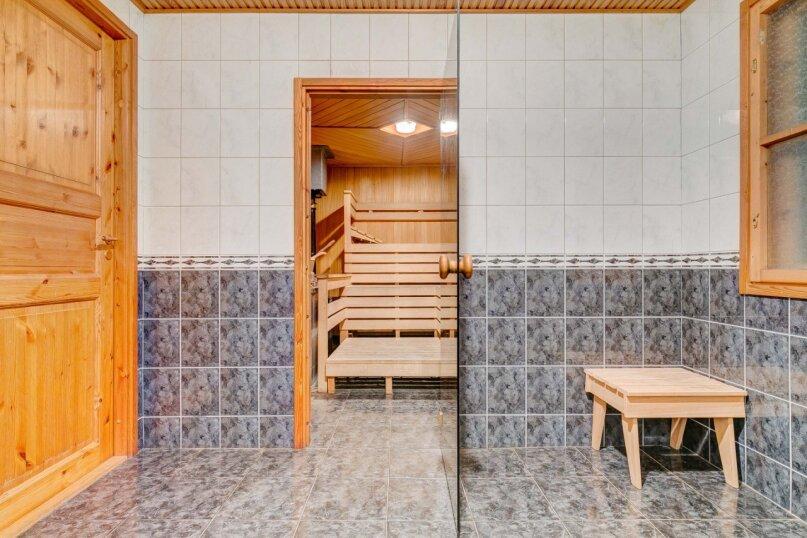 Теплый дом с бильярдом и банькой, 150 кв.м. на 15 человек, 5 спален, улица Луговая, 23, Лисий Нос - Фотография 20