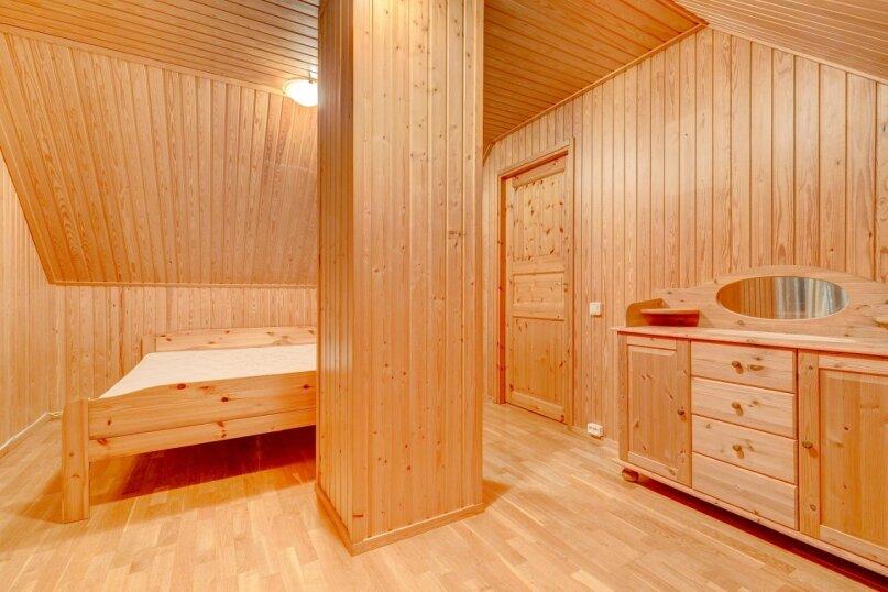 Теплый дом с бильярдом и банькой, 150 кв.м. на 15 человек, 5 спален, улица Луговая, 23, Лисий Нос - Фотография 23