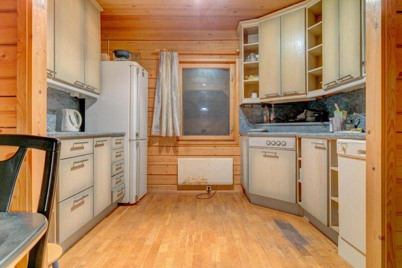 Теплый дом с бильярдом и банькой, 150 кв.м. на 15 человек, 5 спален, улица Луговая, 23, Лисий Нос - Фотография 24