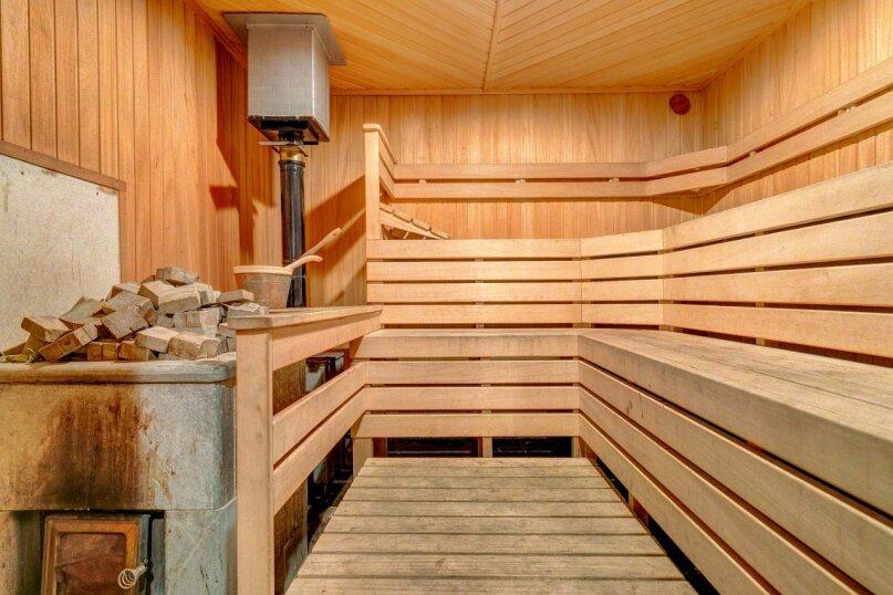 Теплый дом с бильярдом и банькой, 150 кв.м. на 15 человек, 5 спален, улица Луговая, 23, Лисий Нос - Фотография 25