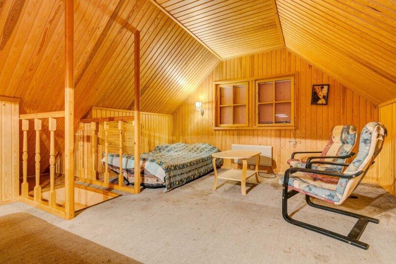 Теплый дом с бильярдом и банькой, 150 кв.м. на 15 человек, 5 спален, улица Луговая, 23, Лисий Нос - Фотография 26