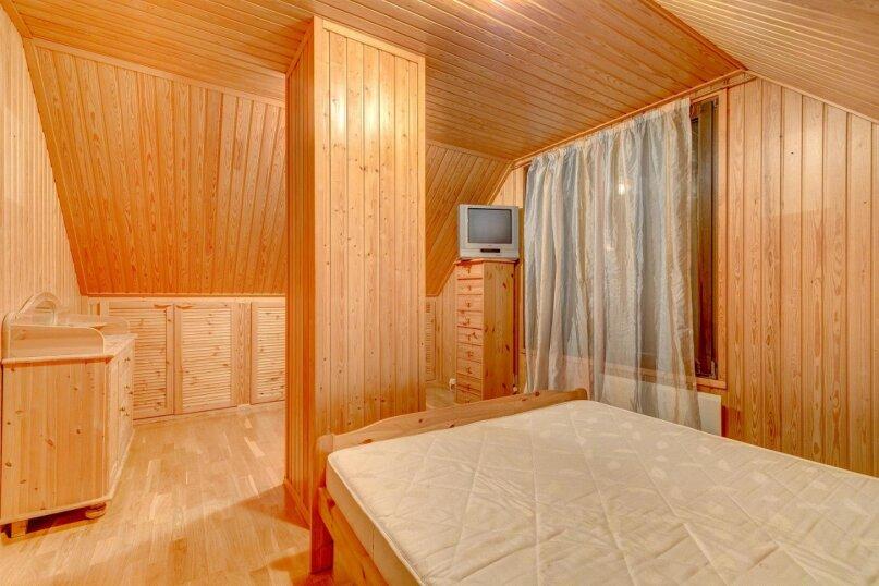Теплый дом с бильярдом и банькой, 150 кв.м. на 15 человек, 5 спален, улица Луговая, 23, Лисий Нос - Фотография 27