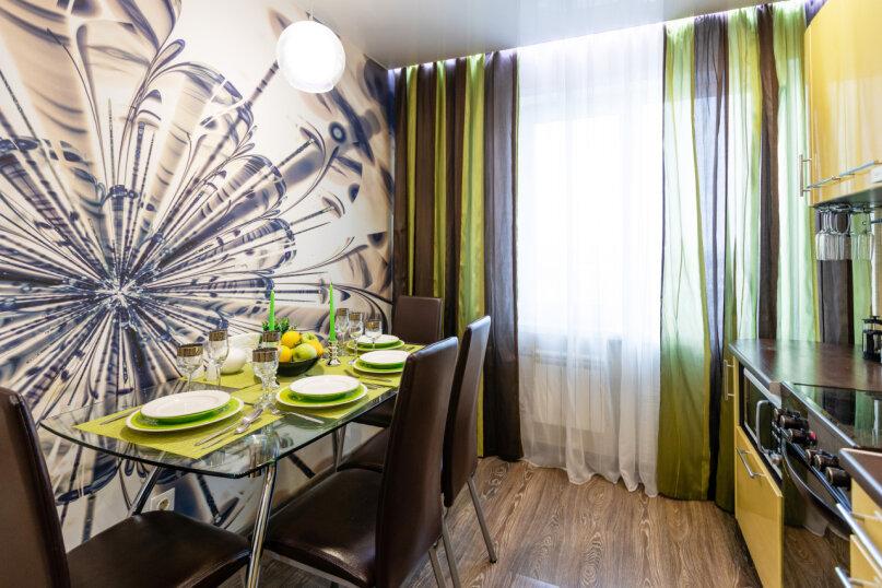 3-комн. квартира, 74 кв.м. на 6 человек, проспект Металлургов, 13А, Красноярск - Фотография 10