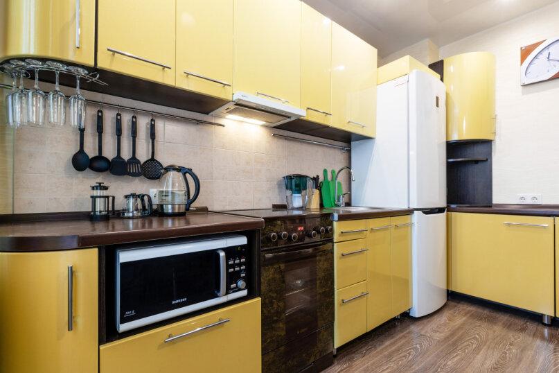 3-комн. квартира, 74 кв.м. на 6 человек, проспект Металлургов, 13А, Красноярск - Фотография 12