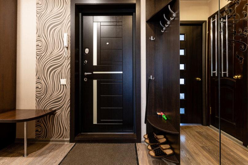 3-комн. квартира, 74 кв.м. на 6 человек, проспект Металлургов, 13А, Красноярск - Фотография 20