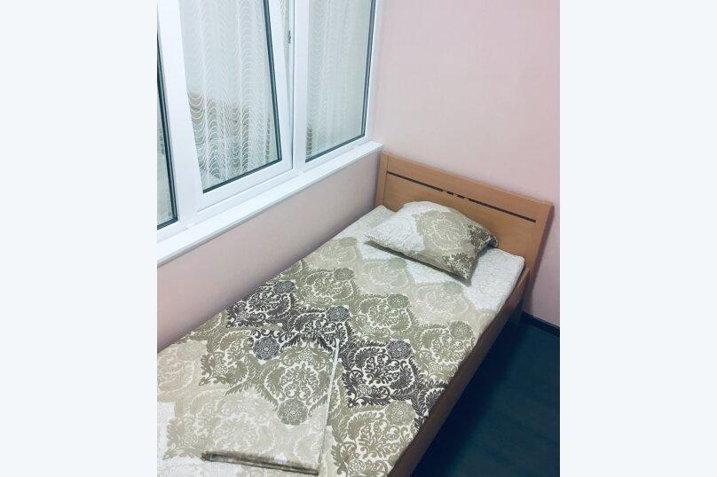 1-комн. квартира, 26 кв.м. на 3 человека, Партизанская улица, 24, Лазаревское - Фотография 8