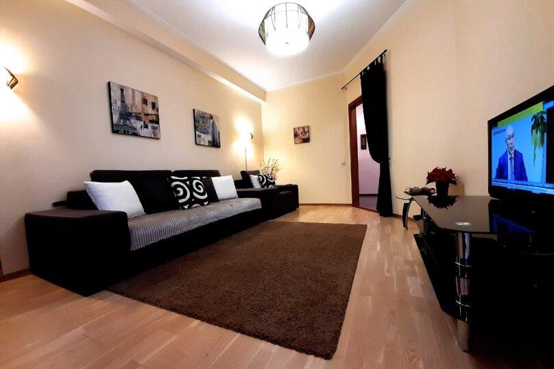 2-комн. квартира, 75 кв.м. на 4 человека, улица Павла Дыбенко, 24, Севастополь - Фотография 27