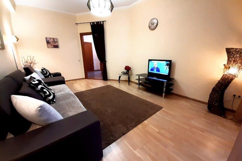 2-комн. квартира, 75 кв.м. на 4 человека, улица Павла Дыбенко, 24, Севастополь - Фотография 29