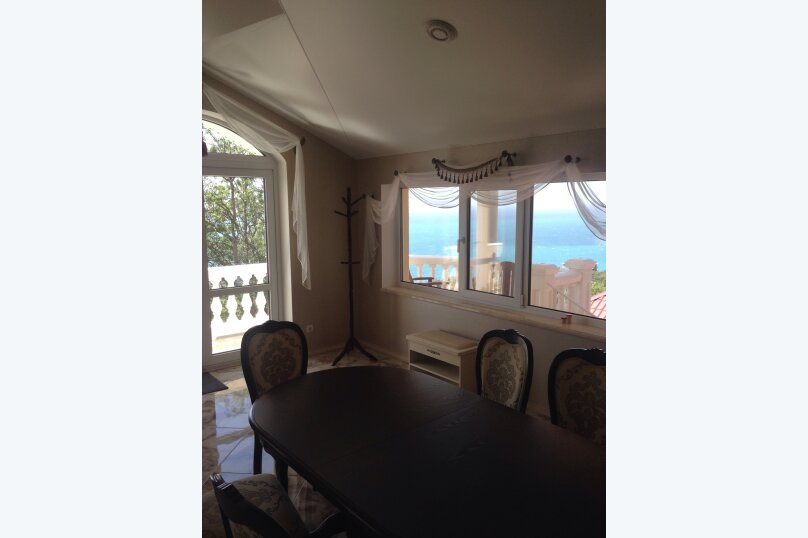 Верхний этаж дома с панорамным видом на море и отдельным входом, 133 кв.м. на 6 человек, 2 спальни, Севастопольское шоссе, 54 Е, Гаспра - Фотография 42