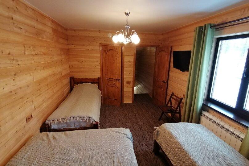 Котедж, 100 кв.м. на 10 человек, 2 спальни, улица Строителей, 22, Шерегеш - Фотография 6