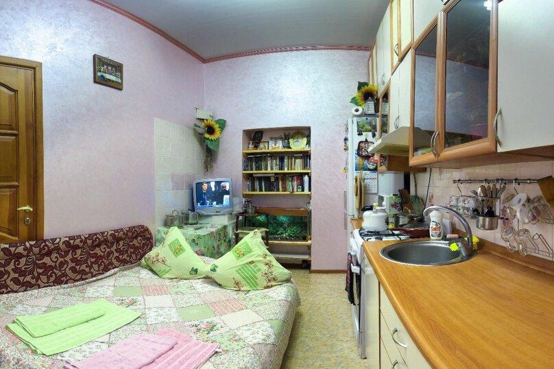 2-комн. квартира, 35 кв.м. на 5 человек, Саранчева, 20, Алушта - Фотография 9