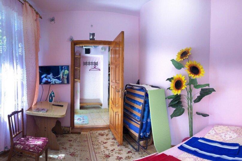 2-комн. квартира, 35 кв.м. на 5 человек, Саранчева, 20, Алушта - Фотография 12