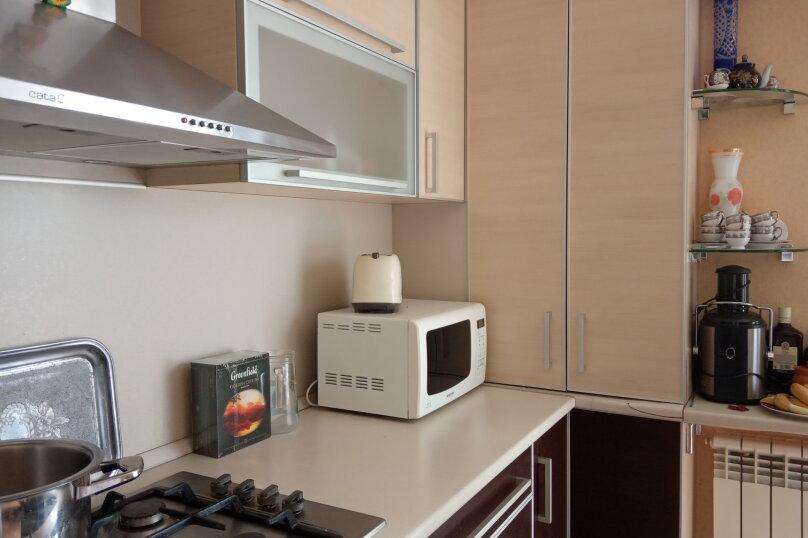 2-комн. квартира, 77 кв.м. на 7 человек, Курортная улица, 14А, Геленджик - Фотография 4