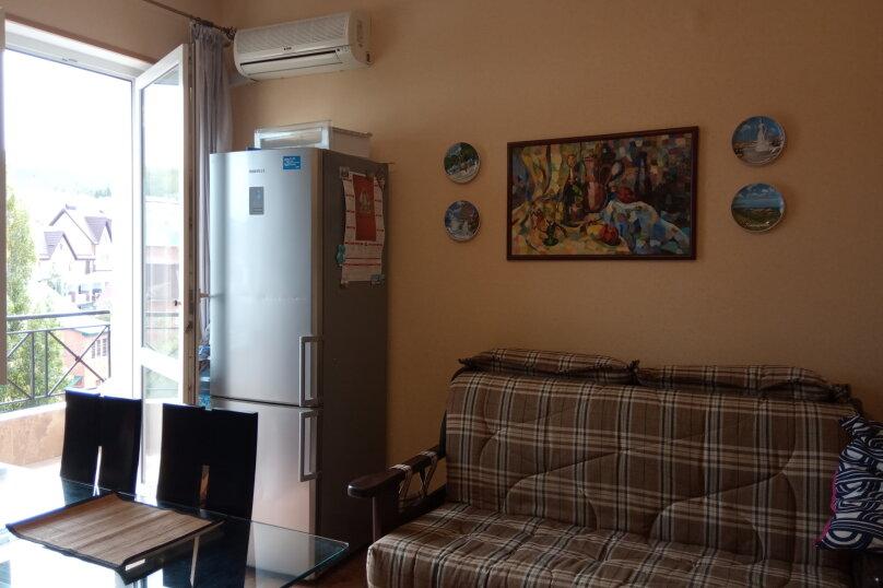 2-комн. квартира, 77 кв.м. на 7 человек, Курортная улица, 14А, Геленджик - Фотография 8