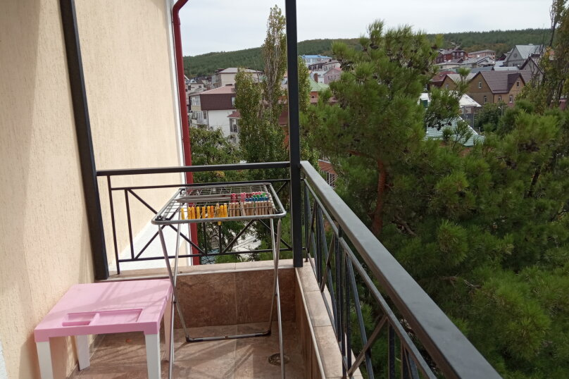 2-комн. квартира, 77 кв.м. на 7 человек, Курортная улица, 14А, Геленджик - Фотография 14