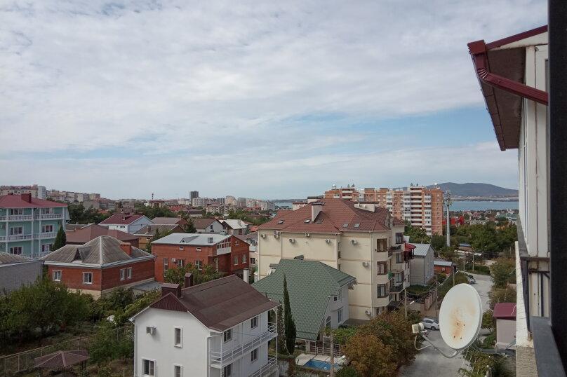 2-комн. квартира, 77 кв.м. на 7 человек, Курортная улица, 14А, Геленджик - Фотография 16