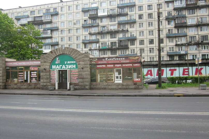 1-комн. квартира, 40 кв.м. на 4 человека, Краснопутиловская улица, 121, метро Московская, Санкт-Петербург - Фотография 8