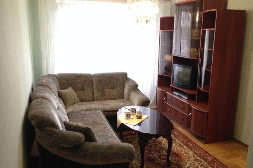 1-комн. квартира, 40 кв.м. на 4 человека, Краснопутиловская улица, 121, метро Московская, Санкт-Петербург - Фотография 9