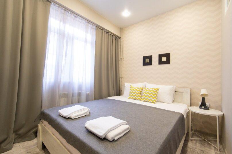 2-комн. квартира, 35 кв.м. на 4 человека, Эстонская улица, 37к5, Эстосадок, Красная Поляна - Фотография 4