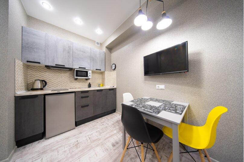 2-комн. квартира, 35 кв.м. на 4 человека, Эстонская улица, 37к5, Эстосадок, Красная Поляна - Фотография 9